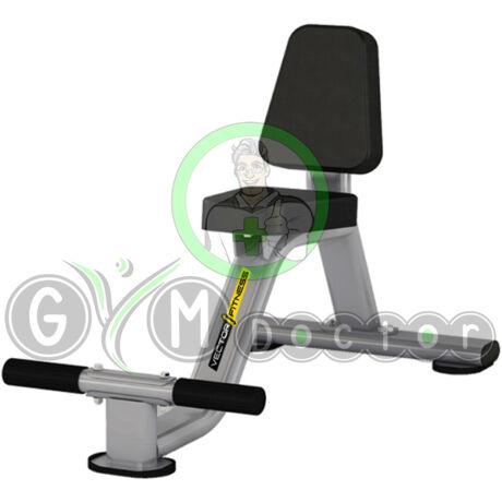Fix háttámlás 90⁰-os pad -Vector Fitness