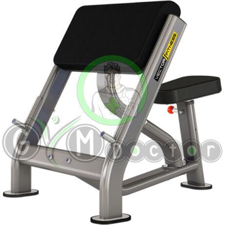 Ülő Scott bicepsz pad -Vector Fitness