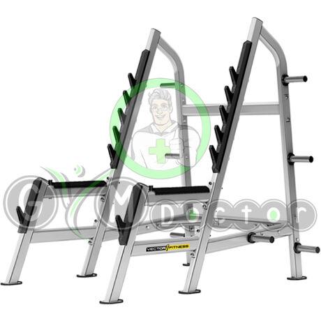 Biztonsági guggoló keret -Vector Fitness