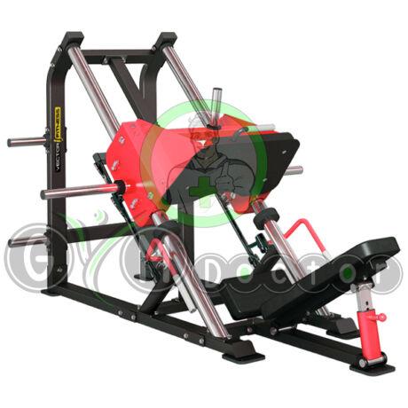 45⁰-os döntött lábtoló gép -Vector Fitness Xtreme