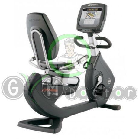 Life Fitness 95R Inspire háttámlás kerékpár